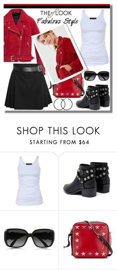 """""""Fabulous Style"""" by gallant81 ❤ liked on Polyvore featuring Tusnelda Bloch, Senso, Chloé, Jimmy Choo, Urban Outfitters and Alexander McQueen"""