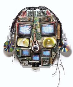lucy by nam june paik