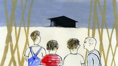 A gang of kids find a strange house with an overgrown garden where they play. Only once do they meet the man who lives there, a dead-beat alcoholic with a free and easy spirit who welcomes them. The children see him as a romantic character in stark contrast to their neurotically house proud parents.  A collaboration between Animator Jonathan Hodgson and Illustrator Jonny Hannah.  http://www.hodgsonfilms.tumblr.com  KEY CREDITS: Director: Jonathan Hodgson Producer: Jonathan Bairstow ...