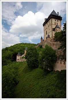Karlstein Castle Tower | Czech Republic