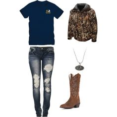Untitled Support and Roll Coal For Diesel Dave. Country Style Outfits, Southern Outfits, Country Casual, Country Girl Style, Country Fashion, My Style, Country Life, Camo Outfits, Cowgirl Outfits