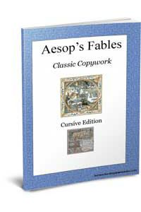 Aesop's Fables Classic Copywork - Blessed Learners