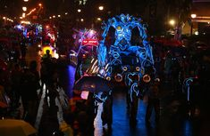 bandung light festival Bandung City
