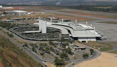 Fotos do Aeroporto Internacional Tancredo Neves - Belo Horizonte | Mais Passagens Aereas