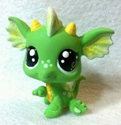 Lucky The Dragon