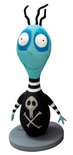 Toxic Boy, Tim Burton...I know it's not Jack, but within the same vein.....