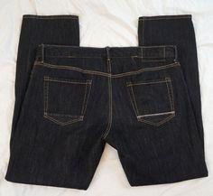 BKE Buckle Tyler Straight Leg Flap Pocket Mens Jeans Size 30 X 32 ...