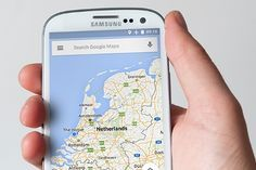 Google maps android offline