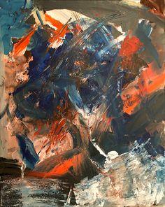 Scepter #abstractexpressionism #modernart #abstractart #art #painting