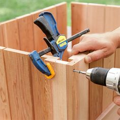 Make the Corners for the Box | How to Build a Cedar Ice Chest ...
