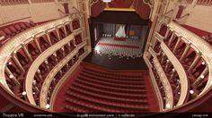 ArtStation - Theatre VR, Martin Ostrolucky