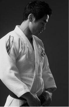 Judo Goldmedalist, Song Daenam.