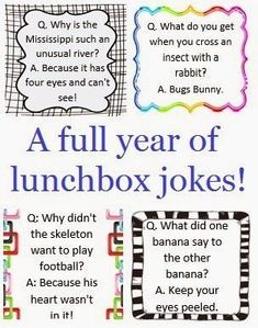 3 Baby Boys and a Business: Lunch box Jokes – A full year printable! Laura Powell 3 Baby Boys and a Business: Lunch box Jokes – A full year printable! 3 Baby Boys and a Business: Lunch box Jokes – A full year printable! Kids And Parenting, Parenting Hacks, Baby Boys, Carters Baby, Funny Jokes For Kids, Kid Jokes, Funny Memes, Funny Sayings, Lunch Notes