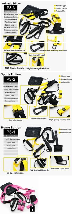 Resistance Trainers 79759: Trx Style Suspension Training Band Fitness Straps Strength Workout Crossfit Mma -> BUY IT NOW ONLY: $37.99 on eBay!