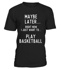 "# Maybe Later. Basketball T Shirts Gifts Ideas for Players .  Special Offer, not available in shops      Comes in a variety of styles and colours      Buy yours now before it is too late!      Secured payment via Visa / Mastercard / Amex / PayPal      How to place an order            Choose the model from the drop-down menu      Click on ""Buy it now""      Choose the size and the quantity      Add your delivery address and bank details      And that's it!      Tags: Gifts for basketball…"