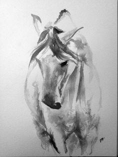 Mirelle Vegers www.facebook.com:paardenportretten