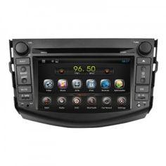 Sistem GPS Toyota RAV4  2006-2012 cu Android 5.1