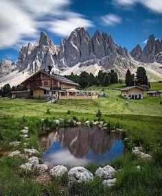 Trentino Alto Adige, Italia