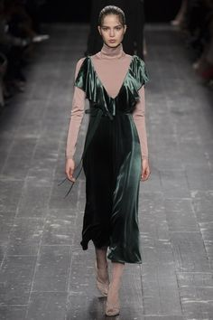 Paris Fashion Week Trends: Irregular hems, quilting and polonecks: for autumn/winter 2016, it's all in the details. Vogue rounds up our favourite trends