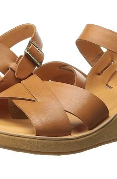 Kork-Ease Myrna Vacchetta (Natural) Women's Wedge Shoes - Kork-Ease, Myrna Vacchetta, K2080, Women's Casual Sandals Sandals, Slingback, Wedge, Open Footwear, Footwear, Shoes, Gift - Outfit Ideas And Street Style 2017