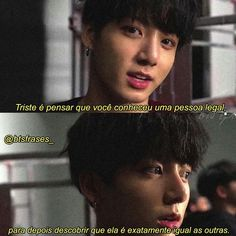 Isso é horrível Bts Quotes, Movie Quotes, Frases Bts, Korean Words, Fake Love, I Hate You, Sad Girl, I Love Bts, Bts Taehyung