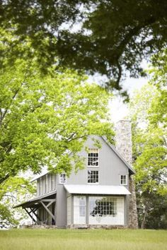 This is Her!  My dream farmhouse, full article by G&G.  A must view...Step inside a rebuilt Southern farmhouse