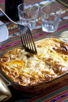Moussaka, Savoury Dishes, Lasagna, Vegan Vegetarian, Macaroni And Cheese, Food And Drink, Cooking Recipes, Quiches, Yummy Food