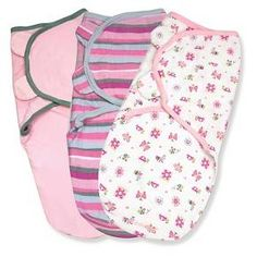 The award-winning SwaddleMe® Original Swaddle adjustable infant wrap by Summer Infant® provides safe & easy swaddling until baby can roll over.  Swaddling helps keep babies sleeping snug and cozy as it recreates the snugness of the womb so babies startle less and stay asleep longer. Babies also sleep safer by replacing loose bedding in the crib. The SwaddleMe® line of sleep products has been designed and tested by SAFE SLEEP experts to keep your baby snug, safe,...
