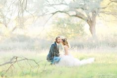 Vintage Wedding Photography at Rustic Venue in San Diego Hills