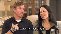 "They know how lucky they are to have each other. | 17 ""Fixer Upper"" Moments That Prove Chip"