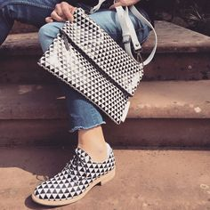 Petra Dieler Onlineshop # Leathergraficprint# Spring2016#