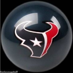 NFL Houston Texans Billiard Pool Cue Ball by NFL. $22.95. NFL Houston Texans Billiard Cue Ball.