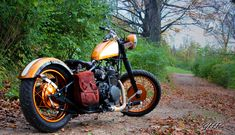 masshole moto's xs400 chopper: the pipe dream | bikerMetric