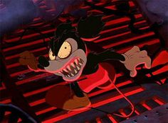 Angry Mickey