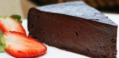 Torta de Chocolate Amargo - 26/03/2014 - UOL Estilo de vida