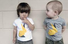 Origami Easter Rabbit Tshirt by Mini Envy
