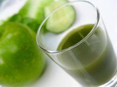 """Long Life Elixir"" Alkaline Evening Cleansing Green Juice"