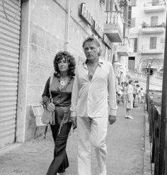 Elizabeth Taylor and Richard Burton 1970s