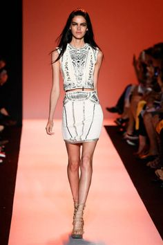 Best Runway Looks From NY Fashion Week-Herve Leger
