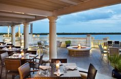How romantic would it be to host happy hour on this terrace at the Westin Cape Coral Resort at Marina Village! http://www.stylemepretty.com/southeast-weddings/2016/09/14/a-wedding-or-honeymoon-in-paradise-never-looked-so-good/ #sponsored