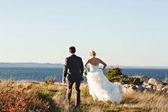 St. John's Autumn Featured Wedding