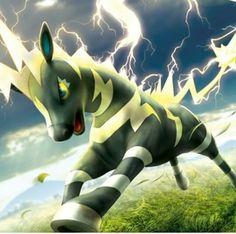 Zebstrika my FAVORITE pokemon that isnt a starter pokemon!!!