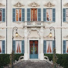 La Villa Sola Cabiati, Lake Como, Italy