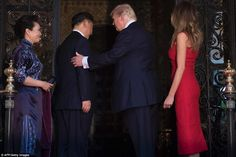 All eyes are on Trump and Xi in a high-stakes first meeting between the leaders of the wor...