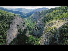 Большой каньон Крыма. Уникальные съемки с воздуха и с земли! - YouTube