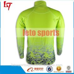 Long Sleeve Sports Tight T-Shirts Fast Drying Fitness GYM t shirt Rashguards Men's Long Sleeves Rash Guards