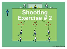Soccer Finishing For Young Players