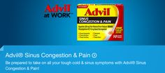 Advil Sinus & Congestion Smiley360