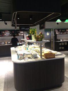 Breakfast buffet in Nordic C Hotel