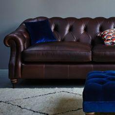 Pleated-arm Sofa - Interior Design Ideas